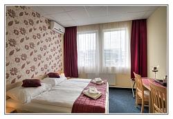 Siesta v City Hotelu Brno